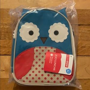 Skip hop owl soft lunch pack lunchie owl
